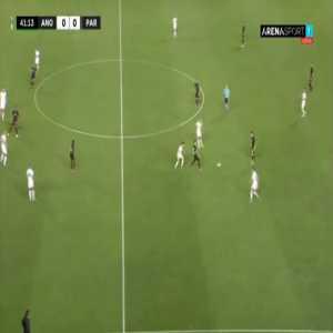Anorthosis 0-1 Partizan - Queensy Menig 42'