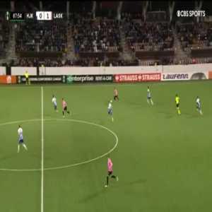 HJK 0-2 LASK - Christoph Monschein 89'