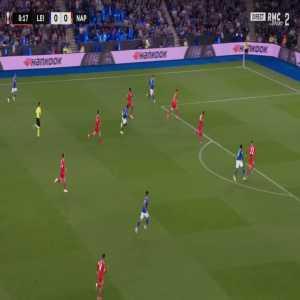 Leicester [1] - 0 Napoli - Ayoze Perez 9'