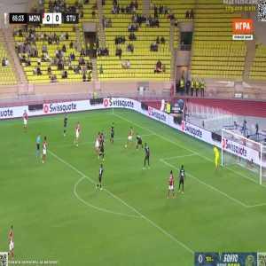 Monaco 1-0 Sturm Graz - Krepin Diatta 66'