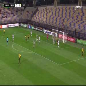 Mura 0-1 Vitesse - Sondre Tronstad 30'