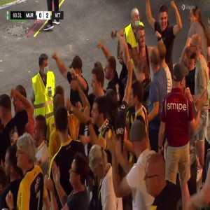 Mura 0-2 Vitesse - Danilho Doekhi 69'
