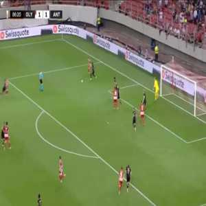 Olympiakos [2]-1 Antwerp - Oleg Reabciuk 87'