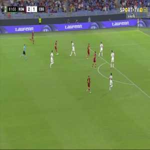 Roma [3]-1 CSKA Sofia - Lorenzo Pellegrini 62'