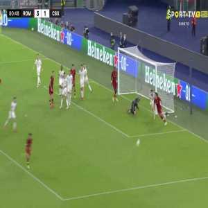 Roma [4]-1 CSKA Sofia - Gianluca Mancini 82'