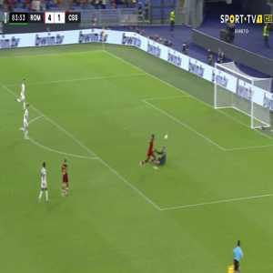 Roma [5]-1 CSKA Sofia - Tammy Abraham 84'