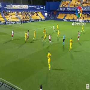 Alcorcon 0-1 Almeria - Umar Sadiq 5'