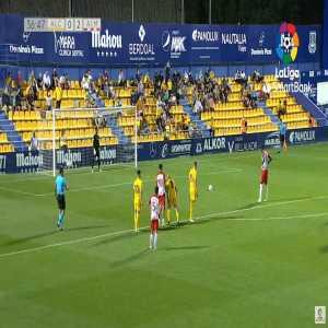 Alcorcon 0-3 Almeria - Dani Jimenez OG 37'