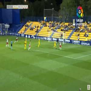 Alcorcon 0-4 Almeria - Alejandro Pozo 69'