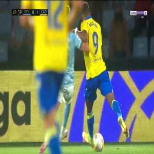 Celta Vigo 0-2 Cadiz - Alfonso Espino 43'