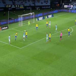 Celta Vigo [1]-2 Cadiz - Santi Mina 65'