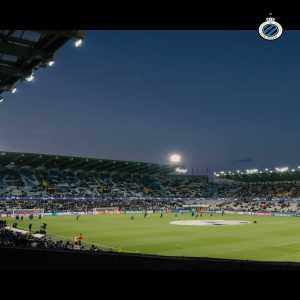 [Club Brugge] behind the scenes footage of Club Brugge-PSG