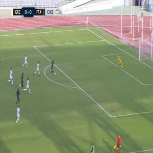 Greece W 0-1 France W - Amel Majri 14'