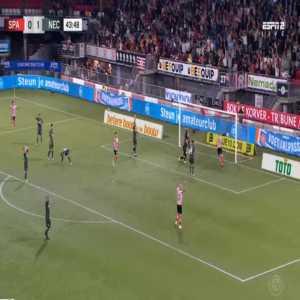 Sparta Rotterdam [1]-1 Nijmegen - Sven Mijnans 44'