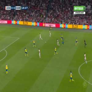 Ajax 1-0 Cambuur - Jurrien Timber 16'