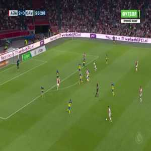 Ajax 3-0 Cambuur - Noussair Mazraoui 29'