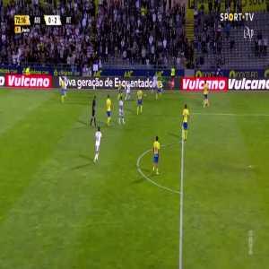 Arouca 0-2 Vitoria Guimaraes - Tiago Silva 72'