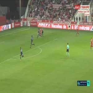 Dijon 1-0 Dunkerque - Mickael Le Bihan 55'