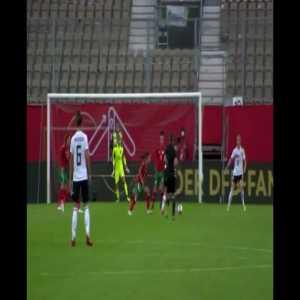 Germany W [2] - Bulgaria W - Lina Magull 24'