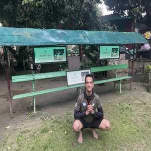 [Ranjit Bajaj, Minerva Punjab owner] Today I paid homage to the bench where the legend started- Mohun Bagan, maidan; Going there is a history lesson which needs to be taken by a few Officials- ATK Mohun Bagan FC, needs to be Only- MOHUN BAGAN & there shud be a separate ATK FC