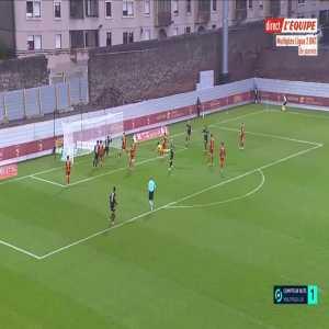 Rodez 0-1 AC Ajaccio - Bevic Moussiti Oko 3'