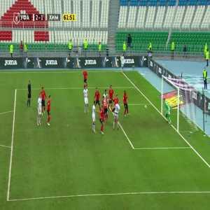 Ufa [2] - 1 Khimki - Vladislav Kamilov 62'