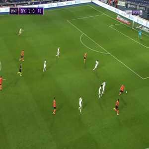 Basaksehir 2-0 Fenerbahce - Fredrik Gulbrandsen 90'+1'