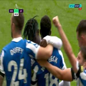 Brighton 2-0 Leicester City: Welbeck