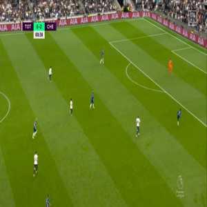 Chelsea chance against Spurs 80'