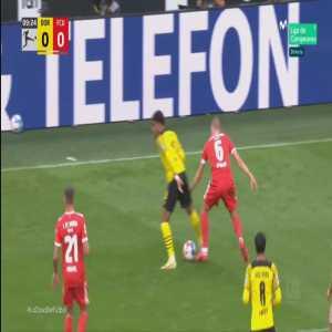 Dortmund [1] - 0 Union Berlin - Raphaël Guerreiro great strike 10'