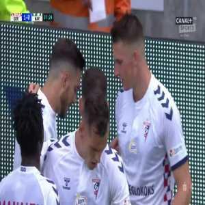 Górnik Zabrze 1-0 Warta Poznań - Jesús Jiménez 37' (Polish Ekstraklasa)