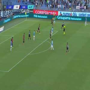 Lazio 1-0 Cagliari - Ciro Immobile 45'