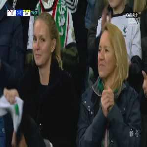 Legia Warszawa [3]-1 Górnik Łęczna - Mahir Emreli 79' (Polish Ekstraklasa)