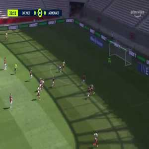 OGC Nice 0 - [1] AS Monaco - Aleksandr Golovin 39'