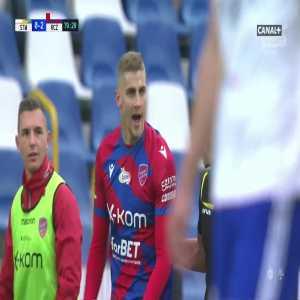 Stal Mielec 0-2 Raków Częstochowa - Vladislavs Gutkovskis 80' (Polish Ekstraklasa)