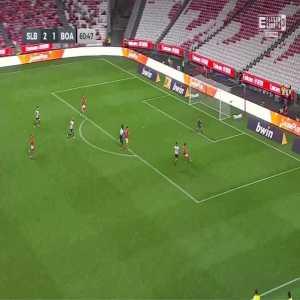 Benfica [3]-1 Boavista - Darwin Nunez 62'