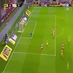 Braga 1-0 Tondela - Iuri Medeiros 81'