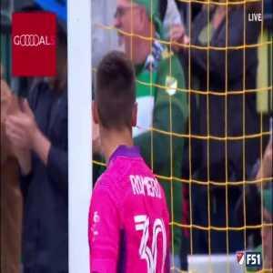 Portland 1-0 LAFC - Asprilla 21'