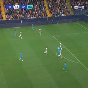 Udinese 0-4 Napoli - Hirving Lozano 85'