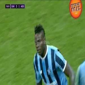 Besiktas 3- [2] Adana Demirspor. Balotelli Great goal