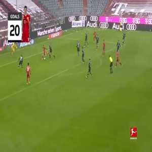 [Bundesliga] Every Lewandowski goal which earned him the Golden Boot 20/21.