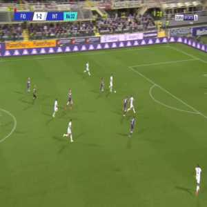 Fiorentina 1-[3] Inter - Ivan Perisic 87'