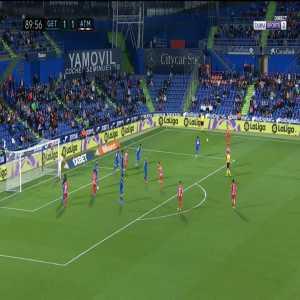 Getafe 1-[2] Atletico Madrid - Luis Suarez 90'+1'