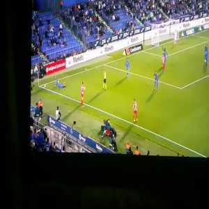 Getafe injury vs Atletico de Madrid