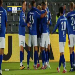 KKS Kalisz [2]-1 Pogoń Szczecin - Nikodem Zawistowski 33' (Polish Cup)
