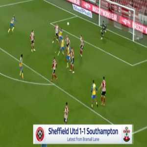 Sheffield Utd 1-[1] Southampton - Ibrahima Diallo 23'