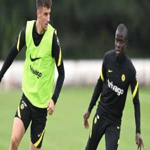 [Standard Sport] Chelsea plot new deals for top stars including midfield trio Mount, Kante and Jorginho