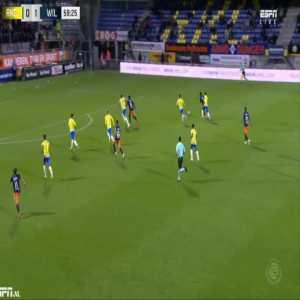 Waalwijk 0-2 Willem II - Mats Kohlert 60'