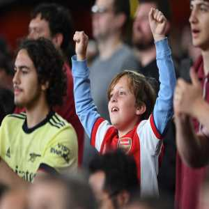 [Arsenal] Mikel Arteta: To have 50,000 fans in the Carabao Cup on a Wednesday night is pretty special and it doesn't happen in many places.