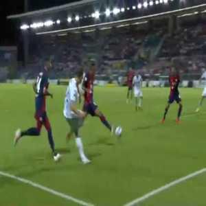Cagliari 0-1 Empoli - Federico Di Francesco 29'